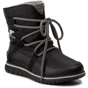 Sorel Cozy Explorer Waterproof Boot Black